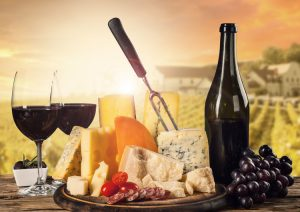 Eat Cheese to Avoid Wine Stains on Teeth